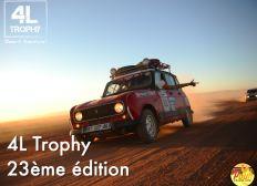 4L trophy Arthur & Jules