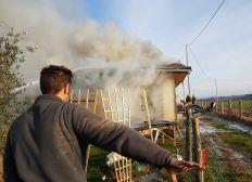 ELAN DU COEUR contre les flammes