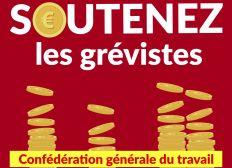 Cagnotte Solidarité CGT Mobilisation