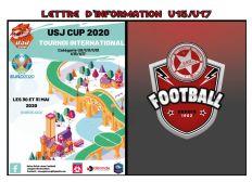 Les U15/U17 de l'ESO Football, direction l'USJ CUP 2020 !!