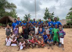 mission Togo- rue des enfants