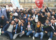 Solidarité financière aux Agents RATP en grève