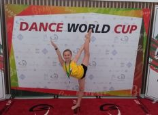 Talentierte Tänzerin sucht Unterstützer