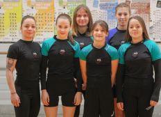 5 lutteuses Pyrénéennes aux championnats de France de lutte féminine 2020