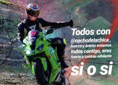 Donación para Nacho