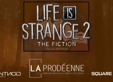 """""""Life is Strange 2 - The Fiction"""" un film interactif lycéen"""