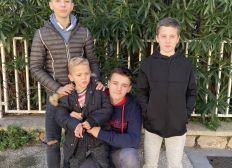 Une maman disparue, 4 enfants à élever
