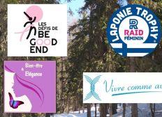 """""""Les Défis de Be Good End"""" Laponie TROPHY 2021"""