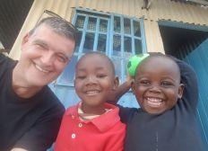 "Kindergarten/Grundschule ""Bread of life"" in Kenia"