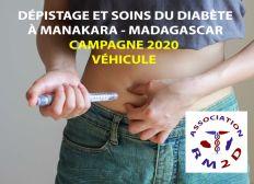 Dépistage et soin du diabète district de Manakara - Madagascar