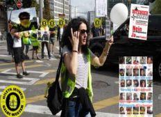 Aufklärender Bürgerjournalismus und Aufklärungsaktionen