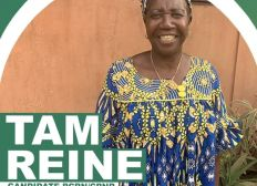 Elections Municipales - Candidate PCRN/CPNR - Reine Tam Newey