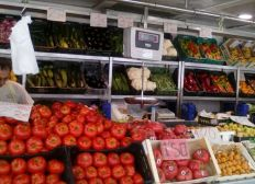 Help me to set up a Fruit & vegetable shop in my small home town