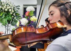 Quiero hacer mi sueño realidad, estudiar la carrera de Música