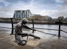 Studienfahrt nach Dublin