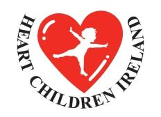 Squarespace 'Heart Children Ireland' Fundraising