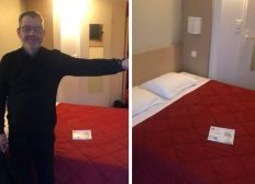 Une chambre pour Patrice