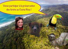 Introduction de méthodes durables en sylviculture au Costa Rica
