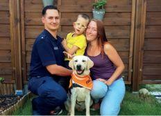 Dorie für Marlin - Assistenzhündin für schwerbehinderten Autisten