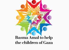 Basma, a child to help the children of Gaza