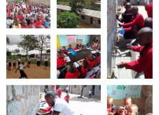 Kenya School Urgently needs more Toilets ... Please could you Help?