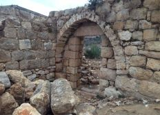 Palestinian ancient house restoration