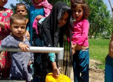 Drinking Water Supply in northern Afghanistan