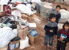 Hilfe für Syrien