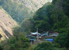 Reconstruir River View Lodge -Langtang - Nepal
