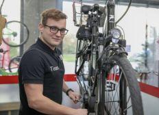 Zweiradmechatronikermeister in Fachrichtung Fahrrad