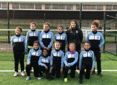 Projet Barcelona girl cup SNAF U11F féminine