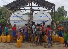 Ushegola/Mergere - Shower and Laundry - Äthiopien