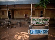 Rénovation d'une clinique en Rdc
