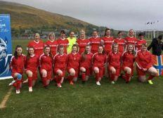 Orkney Women's Football Clubs Highlands & Islands league fundraiser