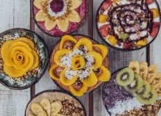 Früchtediele statt Eisdiele