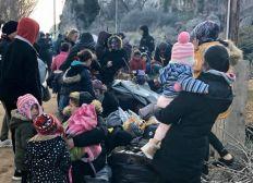 Refugee & Asylum Communities Greece/Turkey Border