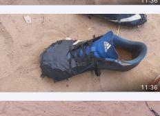 Fußballschuhe für Gambia spenden