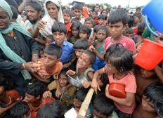 Help For Rohingya Refugees