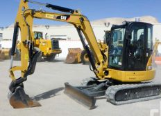 Used Mini Excavator For Sale To Get Cheap Construction Equipment