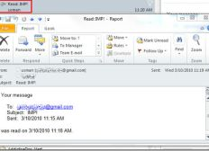 How To Enable Email Read Receipt In Outlook