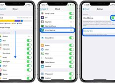 How To Back Up Your IPhone And IPad When ICloud Won T Let You