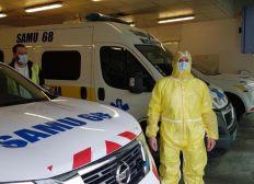 Je soutiens les soignants des Hôpitaux Civils de Colmar