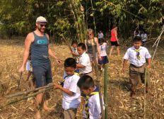 Planter des arbres, semer l'avenir