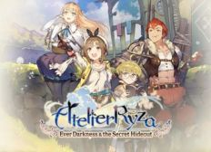 Atelier Ryza: Ever Darkness The Secret Hideout Free Download