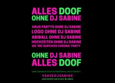 Save Dj Sabine
