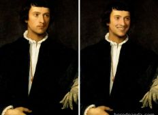 Friday Fun: 30 Famous Portraits Given A Smile Using FaceApp And It S Both Creepy And Hilarious | DeMilked