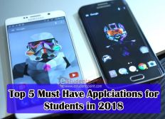 Top 5 Best Android Applications For Students.