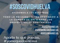 #SOSCovidHuelva