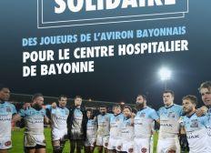 AB RUGBY : Cagnotte solidaire pour l'hôpital de Bayonne