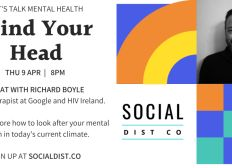 socialdistco- Mental Health